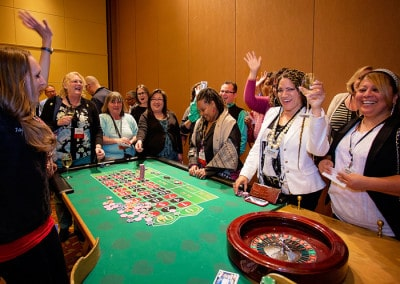 Playing Roulette and Winning!