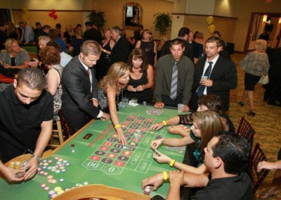 Roulette Table - 8' x 4' (10 players)