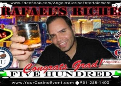 Casino Cash - Birthdays
