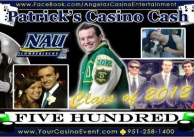 Casino Cash - Graduation