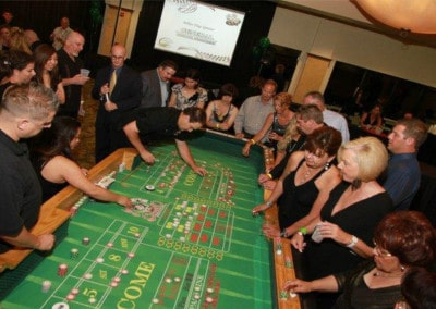 Craps Table (large) - 14' x 4' (16-20 players)
